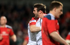 VIDEO: Ulster are tearing Munster apart in Ravenhill